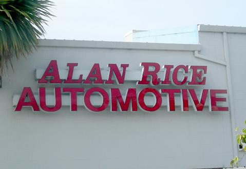 Alan Rice Automotive